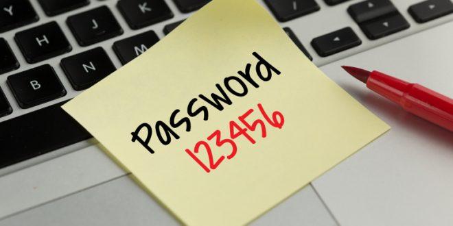 25 كلمة سر يجب عدم استخدامها حلول الأجهزة والتطبيقات