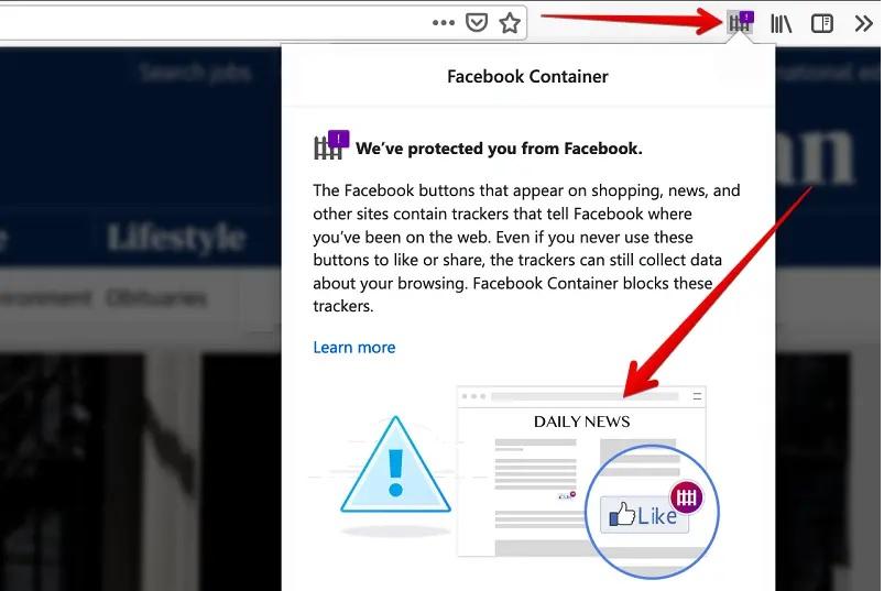 احمِ بياناتك أثناء استخدام فيسبوك